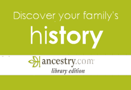 Discover your family's history Ancestry library edition