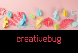 papercrafts with text creativebug